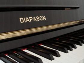 DIAPASON钢琴/帝亚帕森钢琴/迪帕森日本二线钢琴品牌简介年代查询
