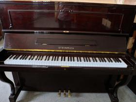 斯坦尼奇steinrich s-17最高级手工制作钢琴 高清视频