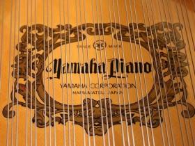原装雅马哈钢琴与卡瓦依钢琴的相关资料_YAMAHA_KAWAI各个型号与生产年代