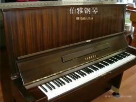 雅马哈钢琴 YAMAHA-U5H原木原装进口二手琴