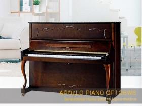 阿波罗APOLLO CP126WS日本原产钢琴立式钢琴