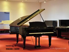 卡瓦依顶级演奏三角钢琴KAWAI KG-6C原装进口