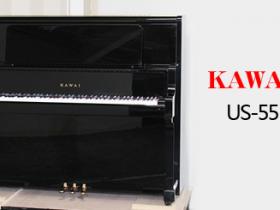 日本原装进口KAWAI钢琴卡瓦依US55_高端大谱架演奏级钢琴