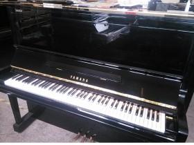 日本精品雅马哈钢琴YAMAHA U300SX静音钢琴成色超新!