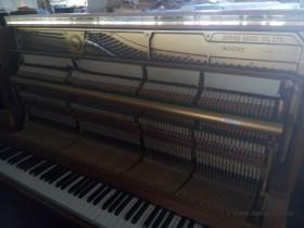 雅马哈木色高端系列W107BT 裸琴状态 无可挑剔 伯雅钢琴 精品推荐