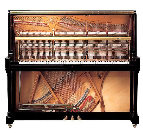 雅马哈ux-3钢琴 内部结构图