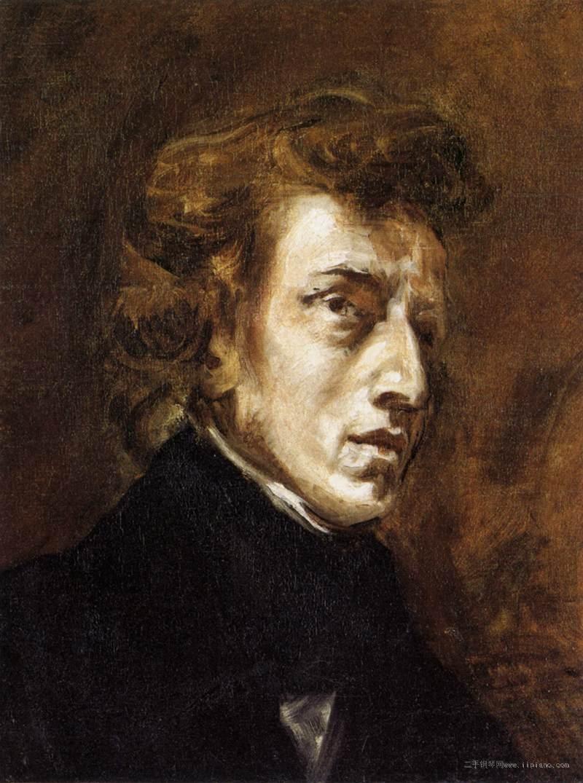 钢琴诗人--肖邦