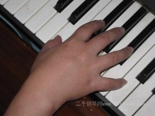 关于弹钢琴手型指法的重要性