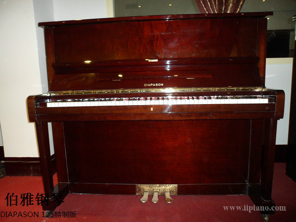 卡瓦依钢琴副牌DIAPASON帝帕森/迪亚帕森钢琴 高清视频