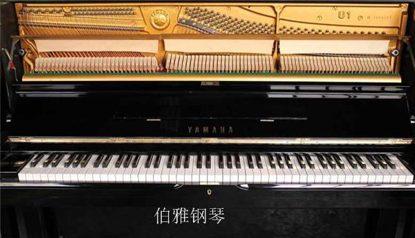 YAMAHA U1H 中档家用练习琴 性价比超高 伯雅钢琴精品推荐