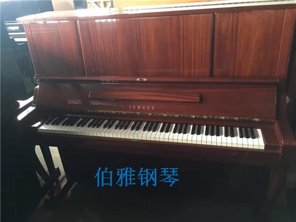 YAMAHA  W106B 制造番号:3345356  伯雅钢琴 每日一台 精品推荐