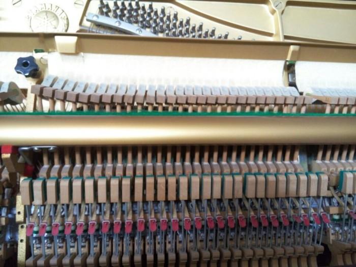 二手钢琴雅马哈(YAMAHA)W102B  日本原装进口钢琴