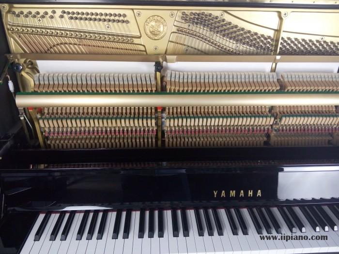 日本原装进口二手YAMAHA钢琴 UX500 高档立式演奏 最顶级高端现货