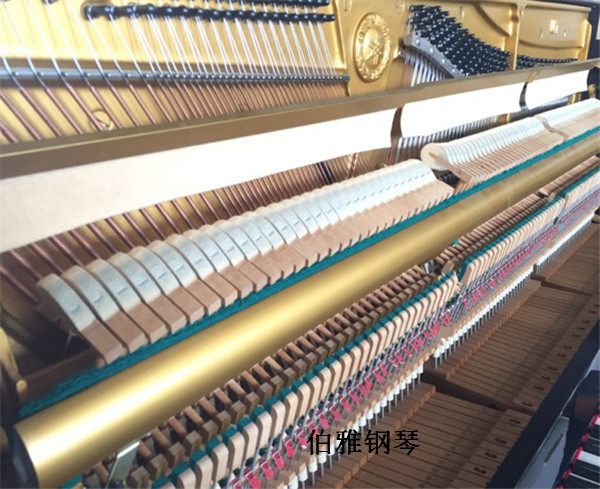 日本原装进口雅马哈 U1H 2340916 状态佳 伯雅钢琴 精品推荐
