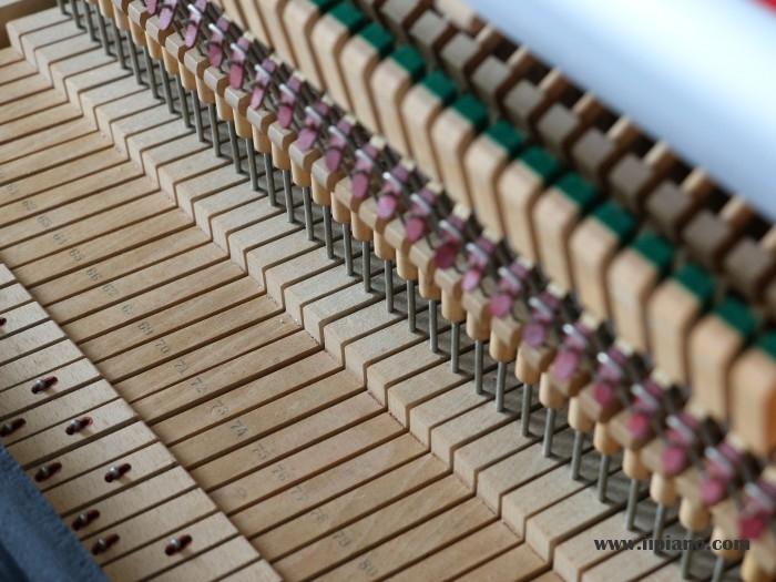 STEINRICH S10 41116 纯手工高级制作 德国雷诺机芯 红木榔头 高级演奏琴