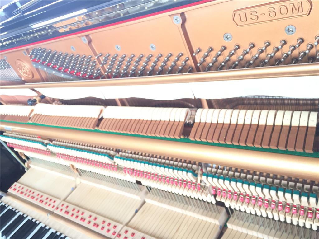 日本原装进口二手钢琴KAWAI卡瓦依US系列讲解与推荐KAWAI US60M