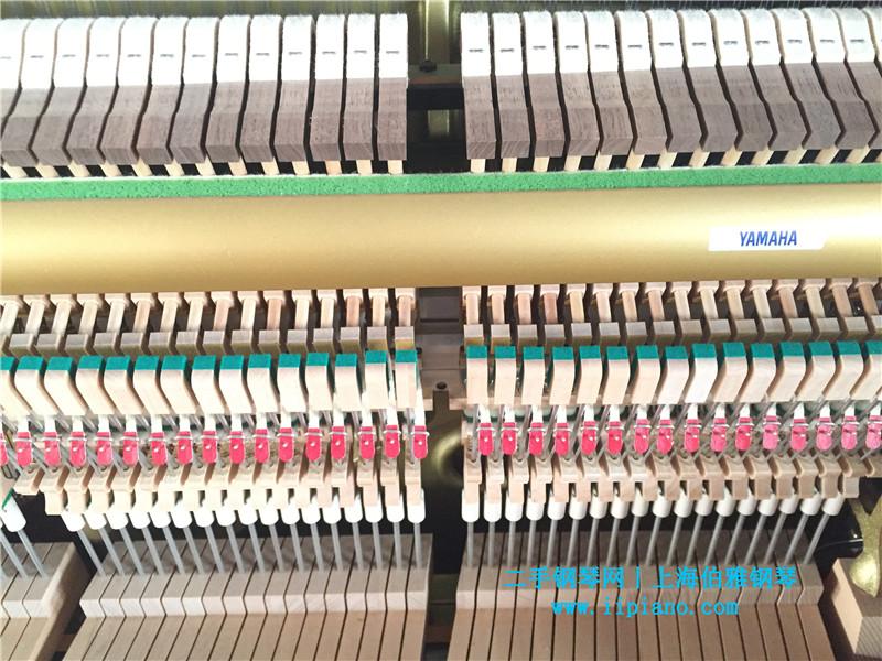 YAMAHA  YU50WnC 极具性价比和收藏价值的 雅马哈二手钢琴