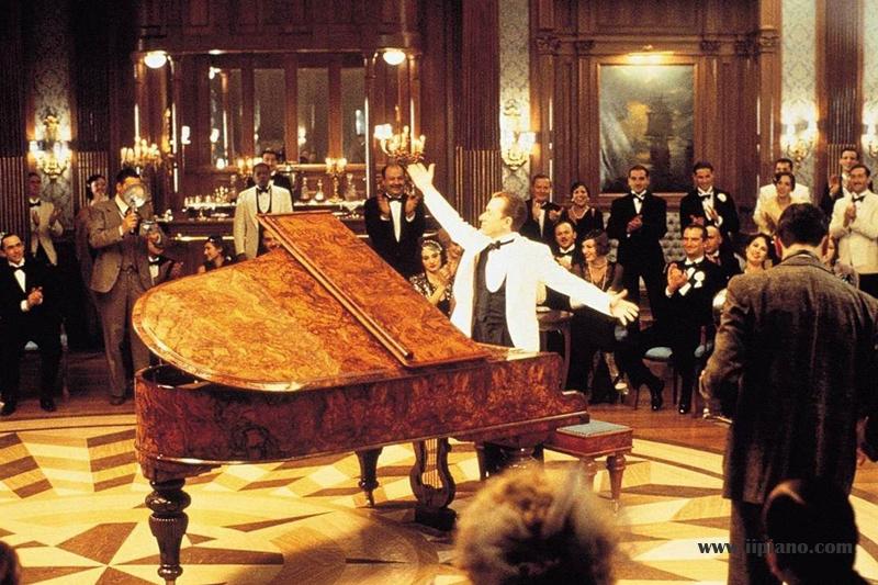 不一样的钢琴故事