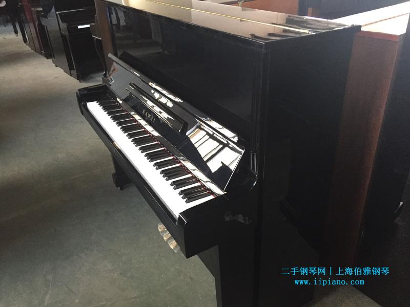 卡瓦依 原装进口二手钢琴 KAWAI BL51 1109681 大编号