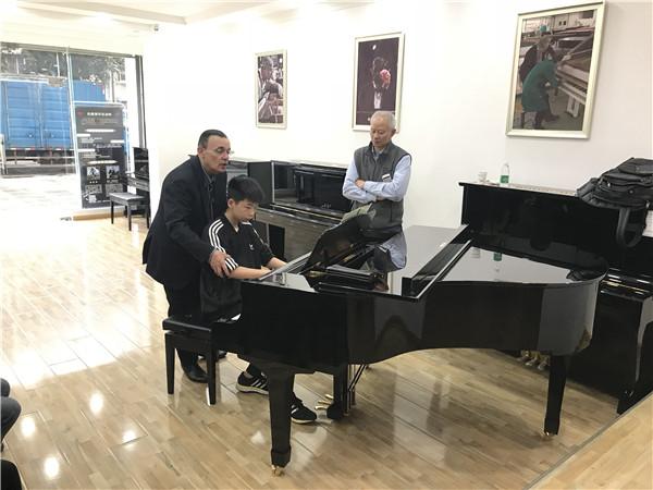 伯雅钢琴 活动周大师课